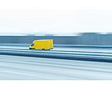 Logistics, Forwarding, Van