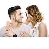 Couple, Loving, Relationship