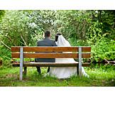 Couple, Wedding Couple