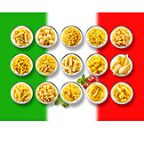 Pasta, Italian Cuisine, Pasta Sort