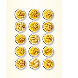Pasta, Nudeln, Nudelsorte