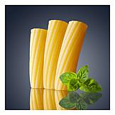 Teigware, Pasta, Rigatoni