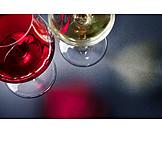 Rotwein, Weißwein