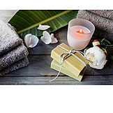 Body Care, Bar Of Soap, Spa