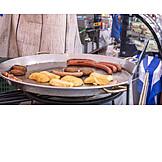 Sausage, Streetfood