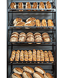 Bread, Pastry, Assortment