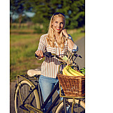 On The Move, Bicycle, Shopping