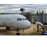 Airplane, Jet Bridge
