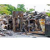 Recycling, Scrap, Metal Scrap