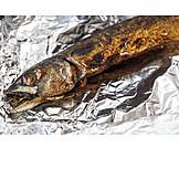 Prepared Fish, Grilled Fish