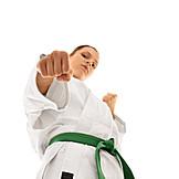 Attack, Martial arts, Punching