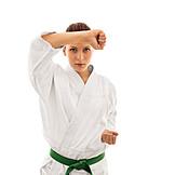 Martial arts, Defense, Karate