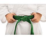 Martial arts, Belts, Karate