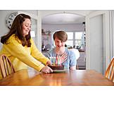 Surprise, Birthday, Disability, Trisomy 21