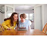 Disability, Birthday Cake, Down Syndrome, Trisomy 21