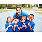 Winners, Team, Athletics, Trainer