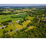 Farm, Fields, Cultural Landscape