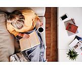 Zuhause, Gemütlich, Lesen