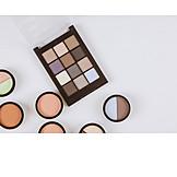 Schminke, Schönheitspflege, Make-up