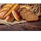 Brot, Backwaren, Bäckerei