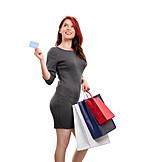 Shopping, Paying, Credit Card