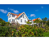 House, Wooden House, Holiday Villa