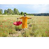 Freiheit, Lebensfreude, Unbeschwert