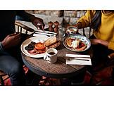Sweet, Breakfast, Hearty, Bar, English Breakfast