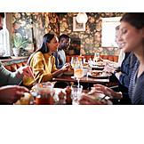 Gastronomy, Restaurant, Guest, Lunch