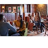 Gastronomy, Guest, Bar