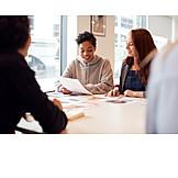 Meeting, Team, Organized Group, Brainstorming