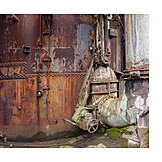 Industry, Corrosion