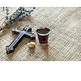 Religion, Christentum, Brot Und Wein