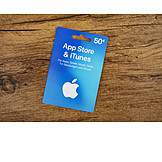 Voucher, Apple