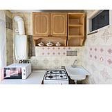 Kitchen, Interior