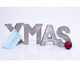 Christmas, Xmas, Corona
