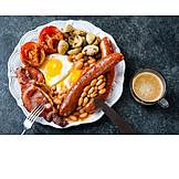 Frühstück, Englische Küche