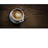 Love, Coffee, Cappuccino