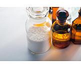 Pharmacy, Pharmacy, Glass Bottle