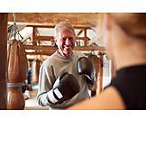 Aktiver Senior, Boxsport