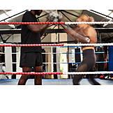 Boxing, Workout, Boxing, Boxing Ring