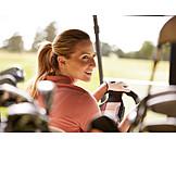 Golf Cart, Golf