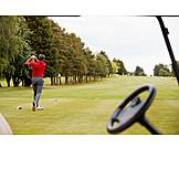 Golf, Teeing Off