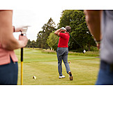 Golf, Hobbies, Teeing Off
