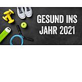 Health, Fitness, Gute Vorsätze, 201