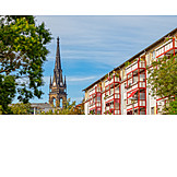 Domestic Life, Dresden, äußere Neustadt