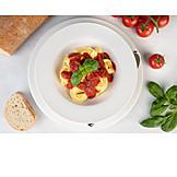 Tortellini, Italian Cuisine, Lunch