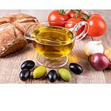 Olivenöl, Zutaten, Mediterrane Küche
