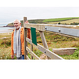 Active Seniors, Nature, Coast, Excursion, Outdoor