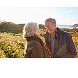 Happy, Older Couple